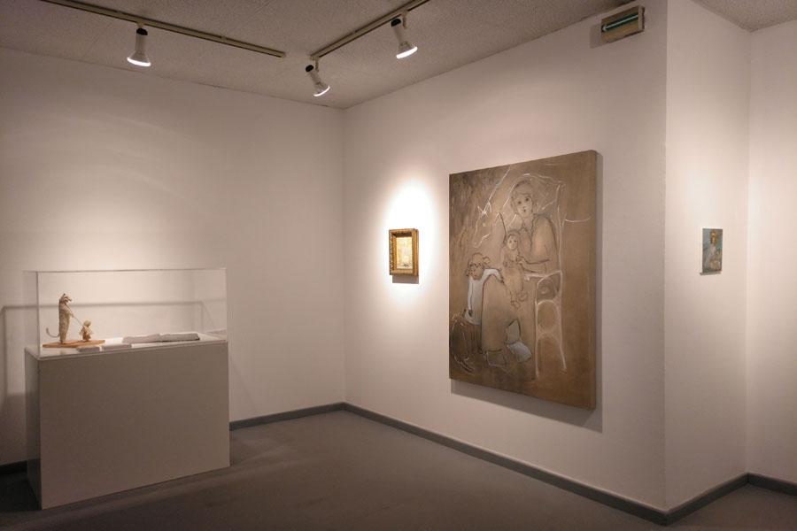 """""""Breza, breza"""". Sala de Exposiciones del Ayuntamiento de El Franco"""