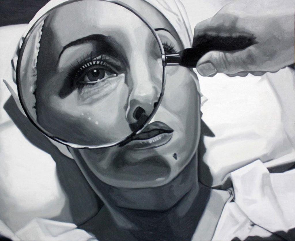 "Cristina Toledo. ""El síndrome de Norma Desmond"". Centro de Cultura Antiguo Instituto"