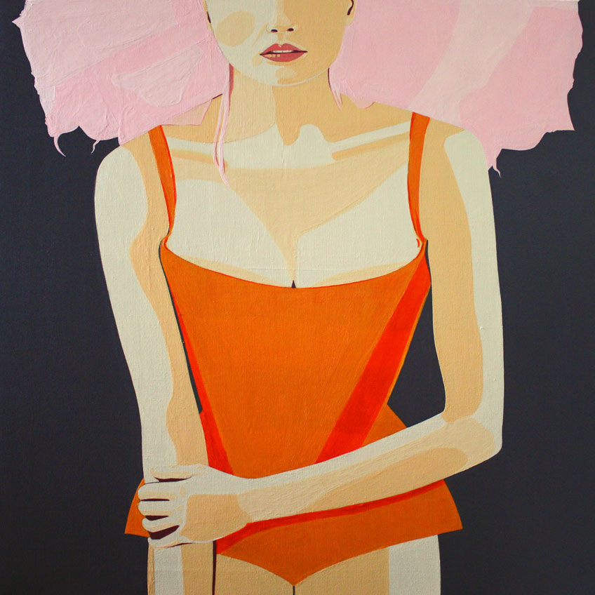 Nekane Manrique. Amazona, 2018