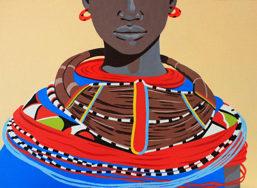 Nekane Manrique. Bassari, 2017