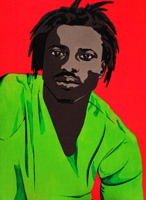 Nekane Manrique. Dios de ébano, 2017