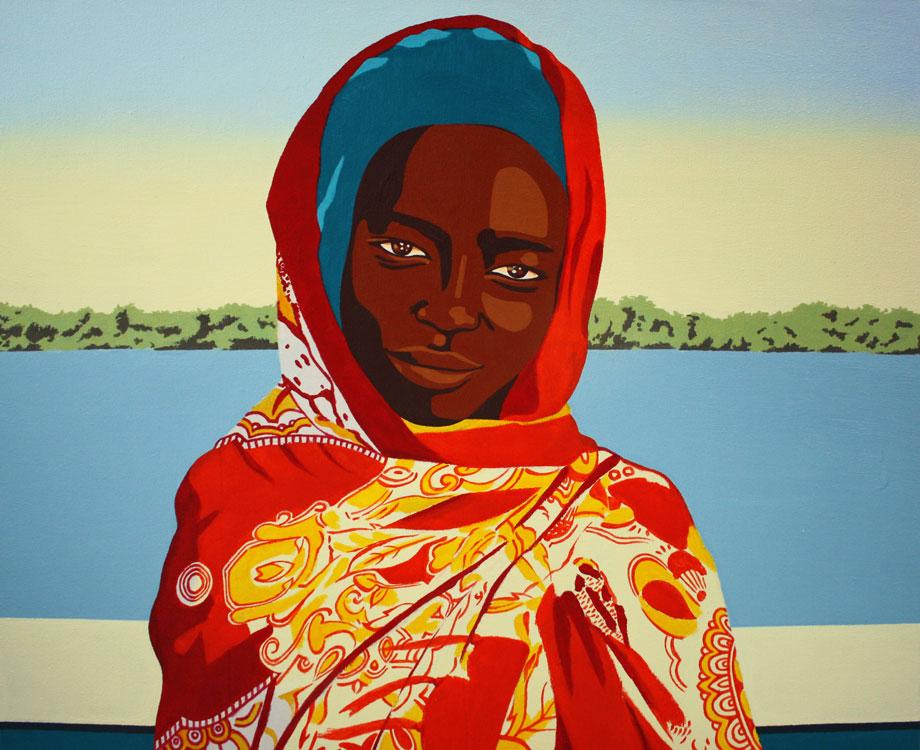 Nekane Manrique. I ndiotta Kal, 2017