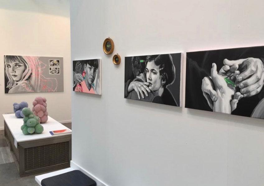 Pepa Salas Vilar en ART MADRID 2019