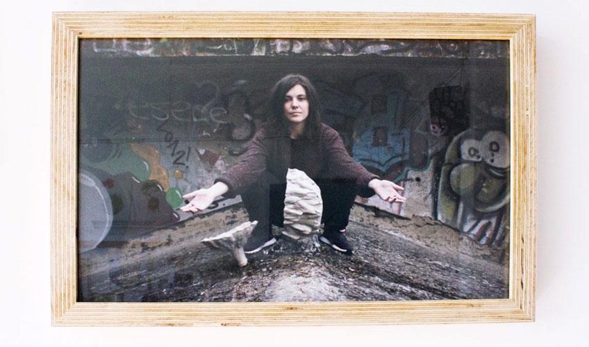 Raquel Asensi. Cae por su propio peso, 2017