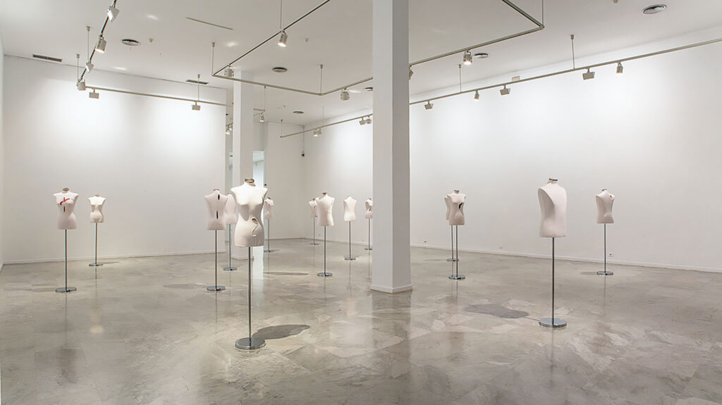 "Romina Rivero. ""En fuga"". Sala de Arte Contemporáneo. Gobierno de Canarias, 2020-2021"