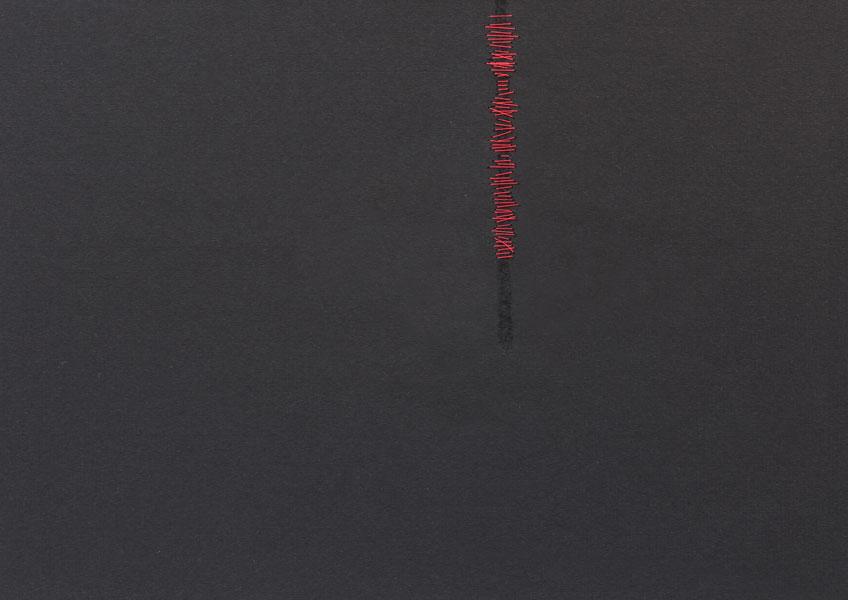 Shirin Salehi. De la serie Cuando sueña el verdugo, 2010