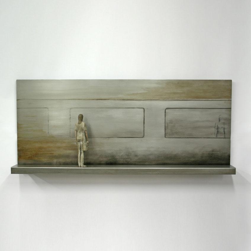Marta S. Luengo. En silencio, 2016
