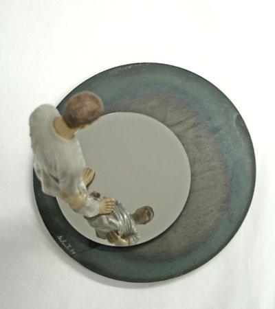Marta S. Luengo. Confesiones-reflexiones I, 2010