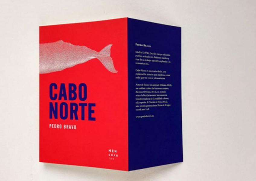 Pedro Bravo. Cabo Norte. Ediciones Menguantes