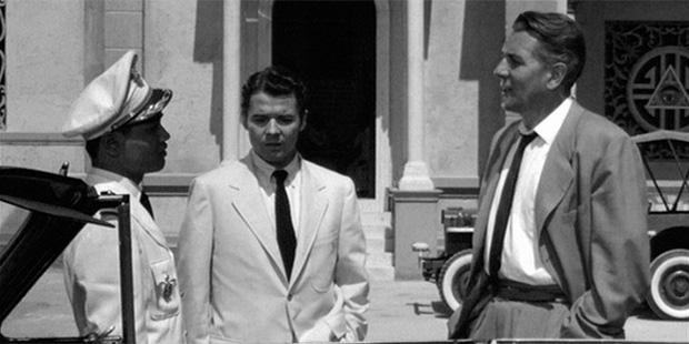 Joseph L. Mankiewicz. El americano tranquilo, 1968