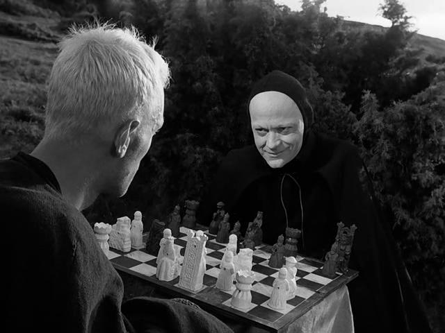 Ingmar Bergman. El séptimo sello