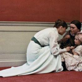 Ingmar Bergman. Gritos y susurros, 1972