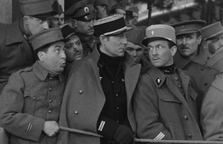 Jean renoir. La gran ilusión, 1937