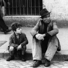Ladrón de bicicletas. Vittorio de Sica