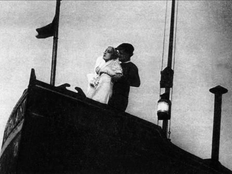 Jean Vigo. L´Atalante, 1934