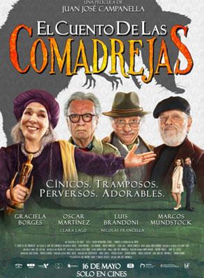 El cuento de las comadrejas. Juan José Campanella