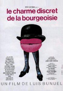 El discreto encanto de la burguesía. Luis Buñuel