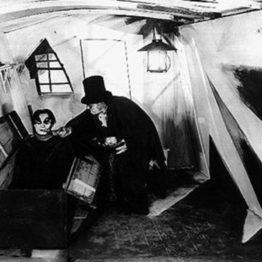 Robert Wiene. El gabinete del Doctor Caligari, 1919