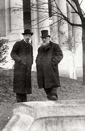 Rodin y Rilke