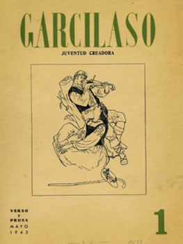 Revista Garcilaso. Juventud creadora