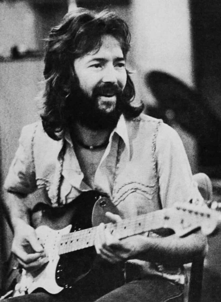 Eric Clapton. Billbord, 1976