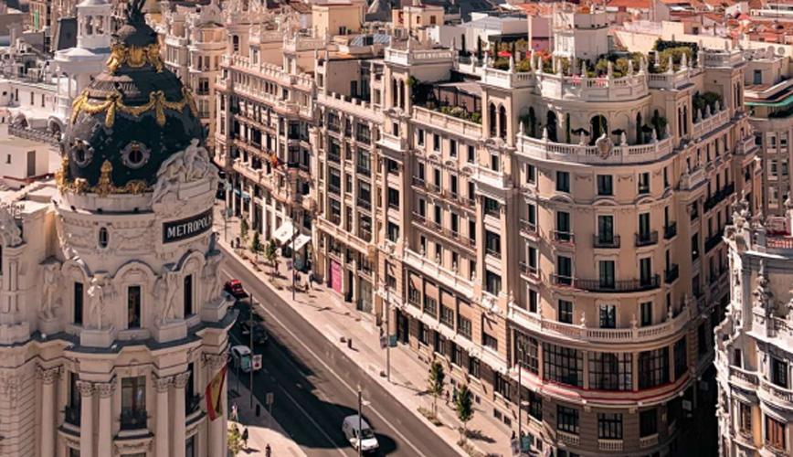 Visitas Originales: 25 nuevas rutas para descubrir Madrid