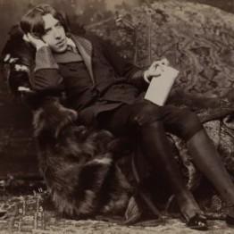 Napoleon Sarony. Portrait d' Oscar Wilde #15, 1882. © Bibliothèque du Congrès, Washington