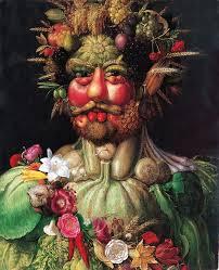 Arcimboldo. Rodolfo II como Vertumno