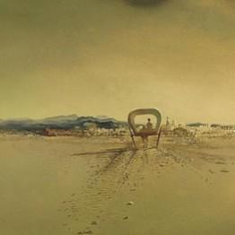 Salvador Dalí. Carreta fantasma, 1933