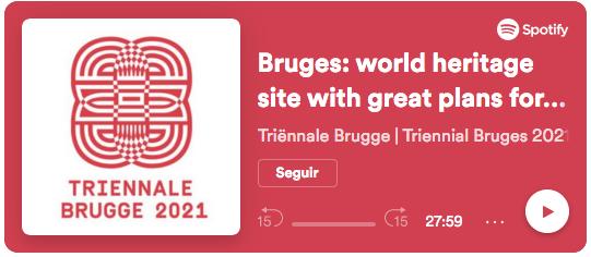 Podcast Trienal de Brujas 2021