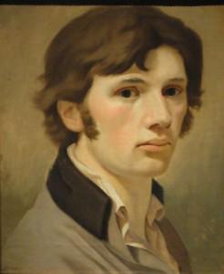 Philipp Otto Runge. Autorretrato, 1802