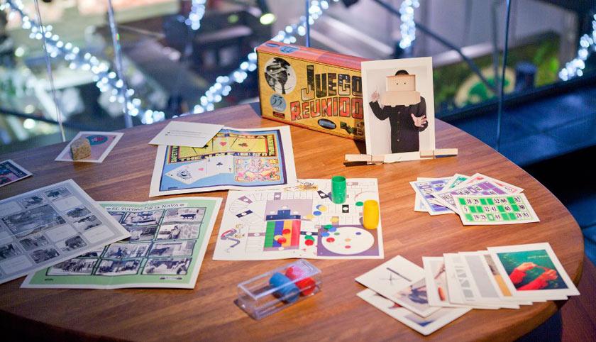 Juegos Reunidos (2005), edición producida por los editores de La Más Bella