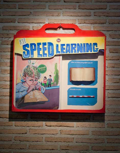 Jonathan Notario. Kit Speed Learning (2011)