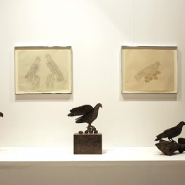 Obras de Kiki Smith en Lelong