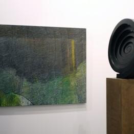 Soledad Sevilla y Martín Chirino en Galería Marlborough