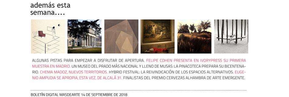 Noticias en masdearte.com