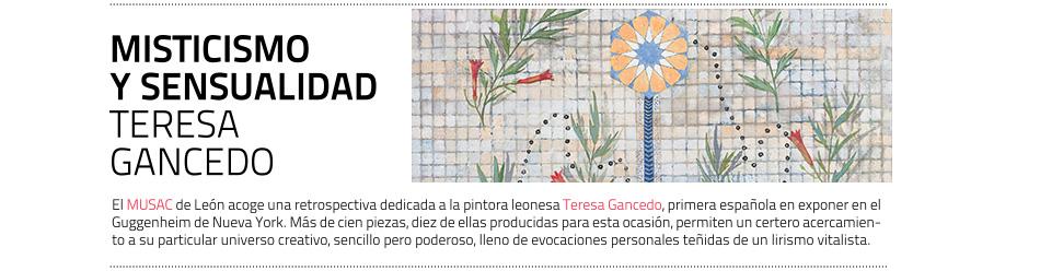 Retrospectiva de Teresa Gancedo en el MUSAC de León