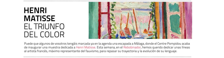 Henri Matisse y el triunfo del color