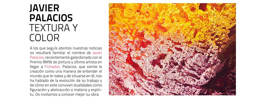 Javier Palacios, artista. Fichados masdearte