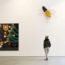 Álvaro Alcázar inaugura con tres proyectos su nuevo espacio en Madrid