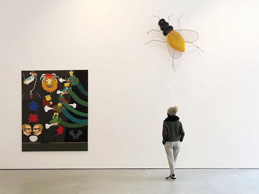 El galerista Álvaro Alcázar inaugura un nuevo espacio en Madrid