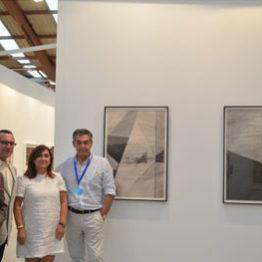 Erlea Maneros obtiene el primer Premio Adquisición concedido en Art Marbella