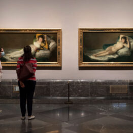 El Museo del Prado eleva su aforo diario a 2.500 personas