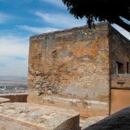 La Torre de la Pólvora de la Alhambra, abierta en julio
