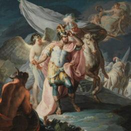 La Fundación Amigos del Museo del Prado dona a la pinacoteca la primera obra documentada de Goya