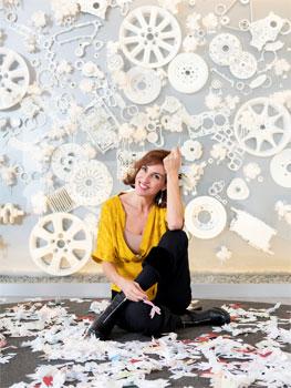 Ana Soler, VI Premio La Palabra Pintada al Mejor Libro de Artista
