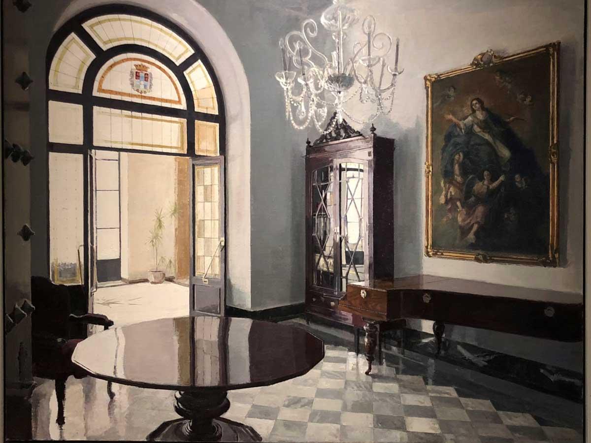 Fermín García Villaescusa. El Salón del piano