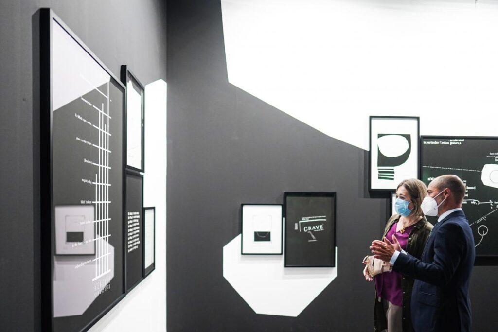 Marta Rivera de la Cruz asiste a la inauguración de la 40ª edición de la Feria ARCO