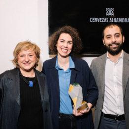 Irma Álvarez-Laviada, IV Premio Cervezas Alhambra de Arte Emergente
