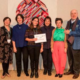 Asunción Molinos Gordo, Premio ARTSituacions en ARCOmadrid 2020